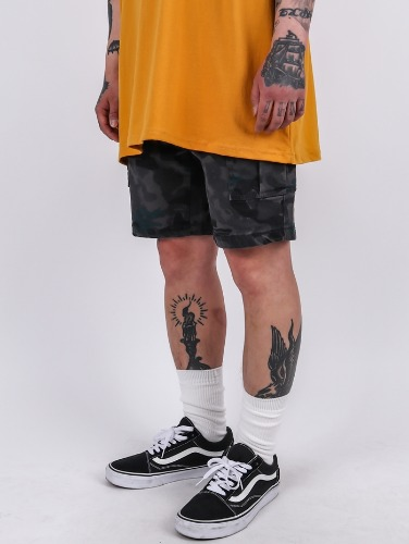 PM 50 Military Shorts Pants (2color)
