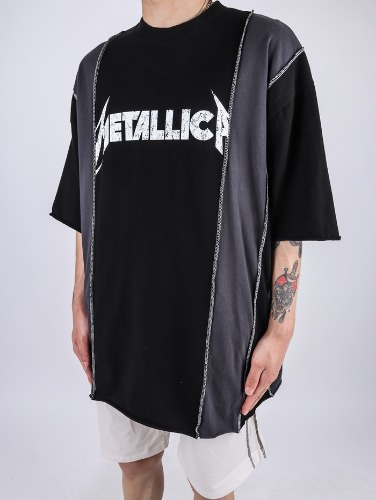 DV Metallica 3 Color Short Sleeve tee (2color)