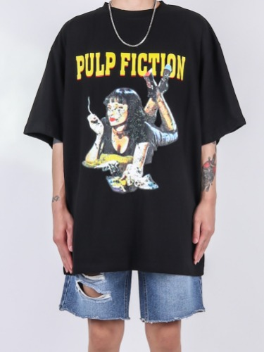 PG Pulp Fiction Short Sleeve Tee (2color)