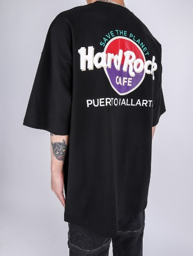 NU Hard Rock Short Sleeve Tee (3color)