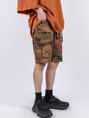 PM 64 Camouflage Shorts Pants (3color)