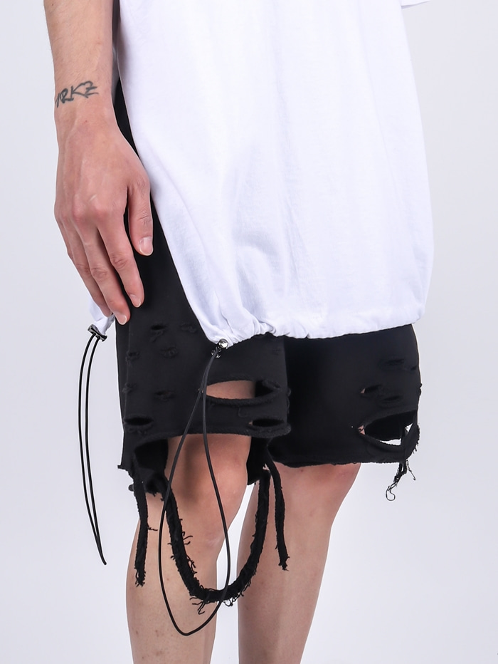 DV Vintage Grunge Shorts Pants (4color)