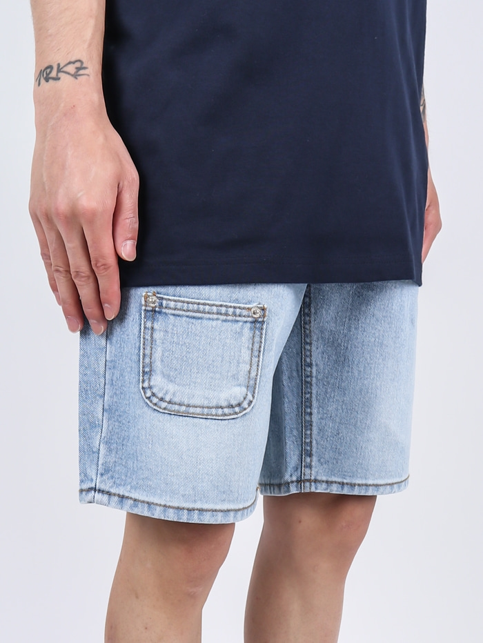 PM 61 Pocket Denim Short Pants