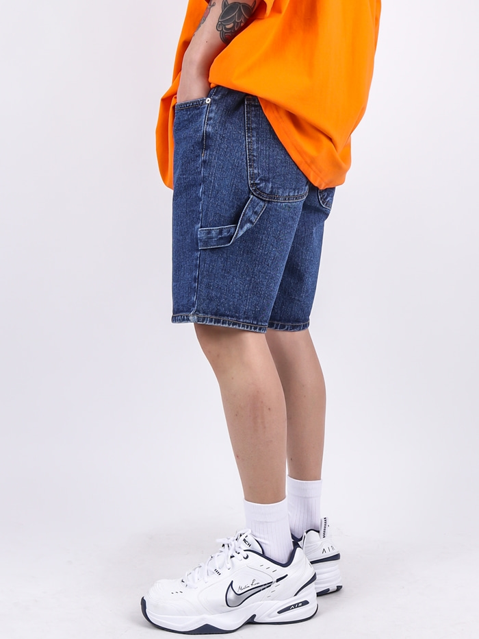 PM 62 Rope Denim Shorts Pants (2color)