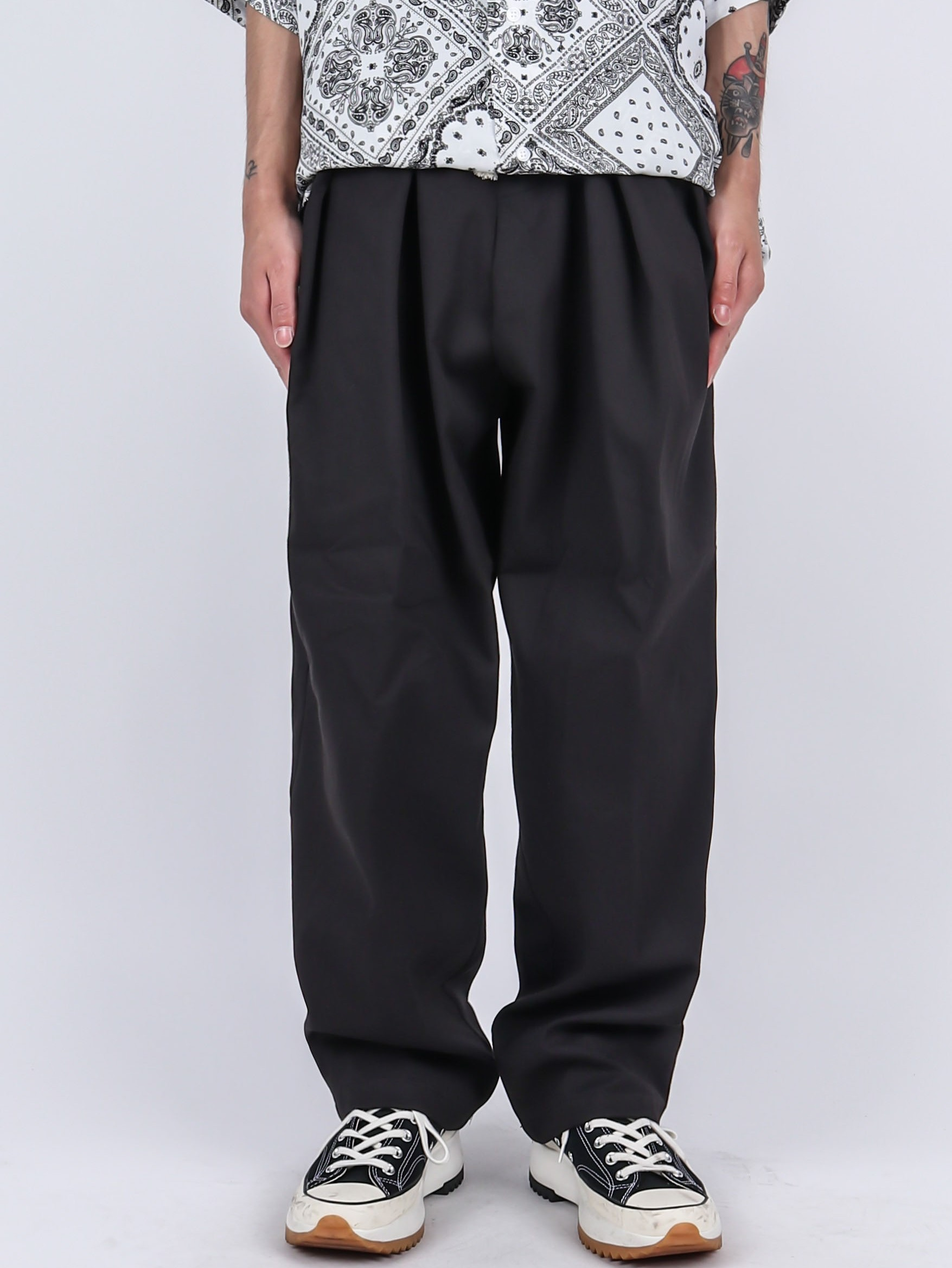 UN Over Wide Pants (2color)