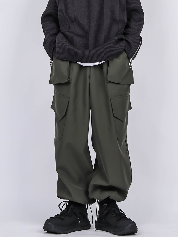 SN Mill Cargo Pants (3color)