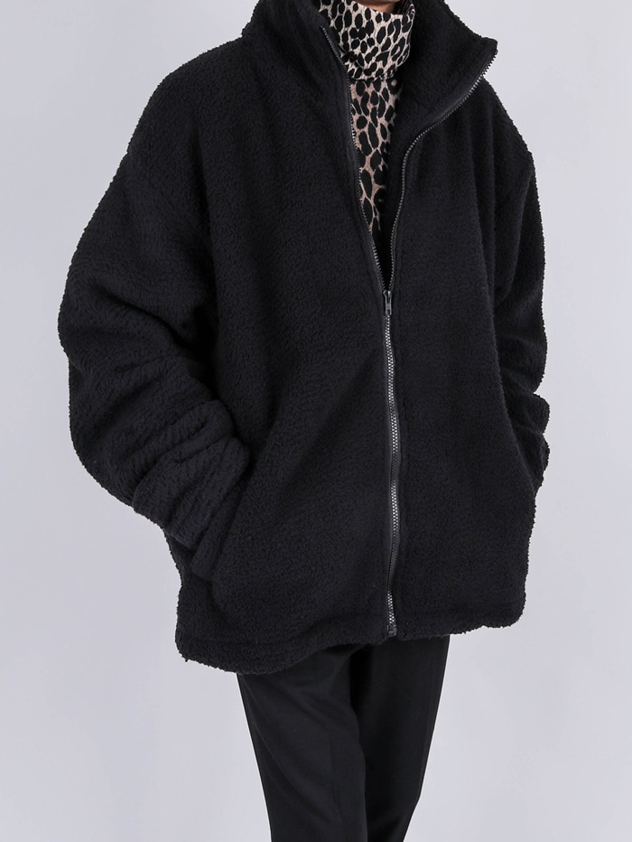SG Fleece Zip-up (2color)