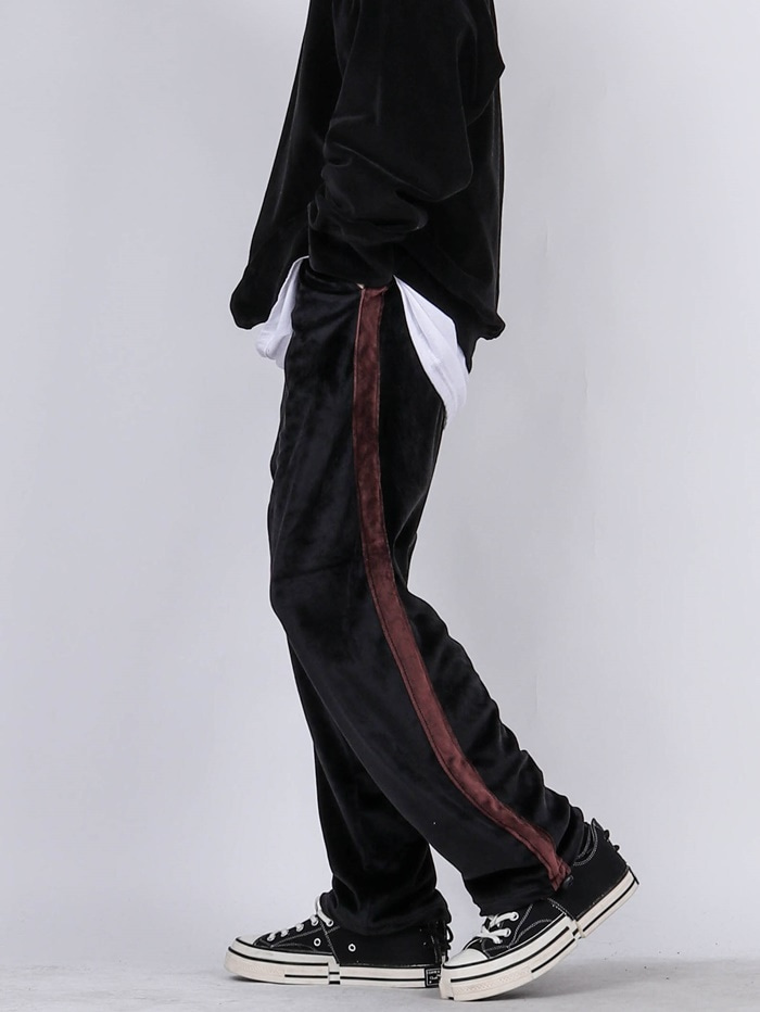 AW Velvet String Pants (2color)