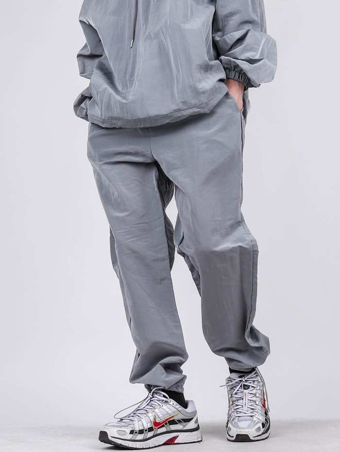 TB Nylon Metal Setup Pants (3color)
