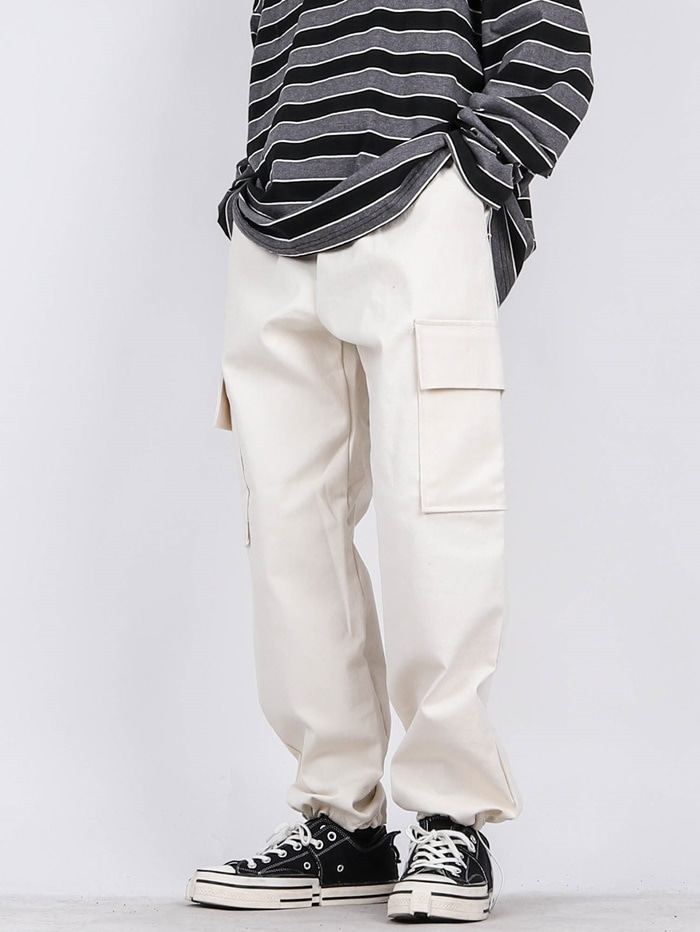 AW String Cargo Pants (3color)