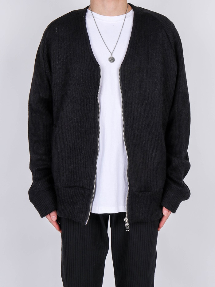 SG Zip-up Cardigan (2color)