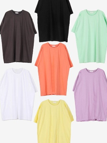 AP Ton Over Short Sleeve Tee (7color)
