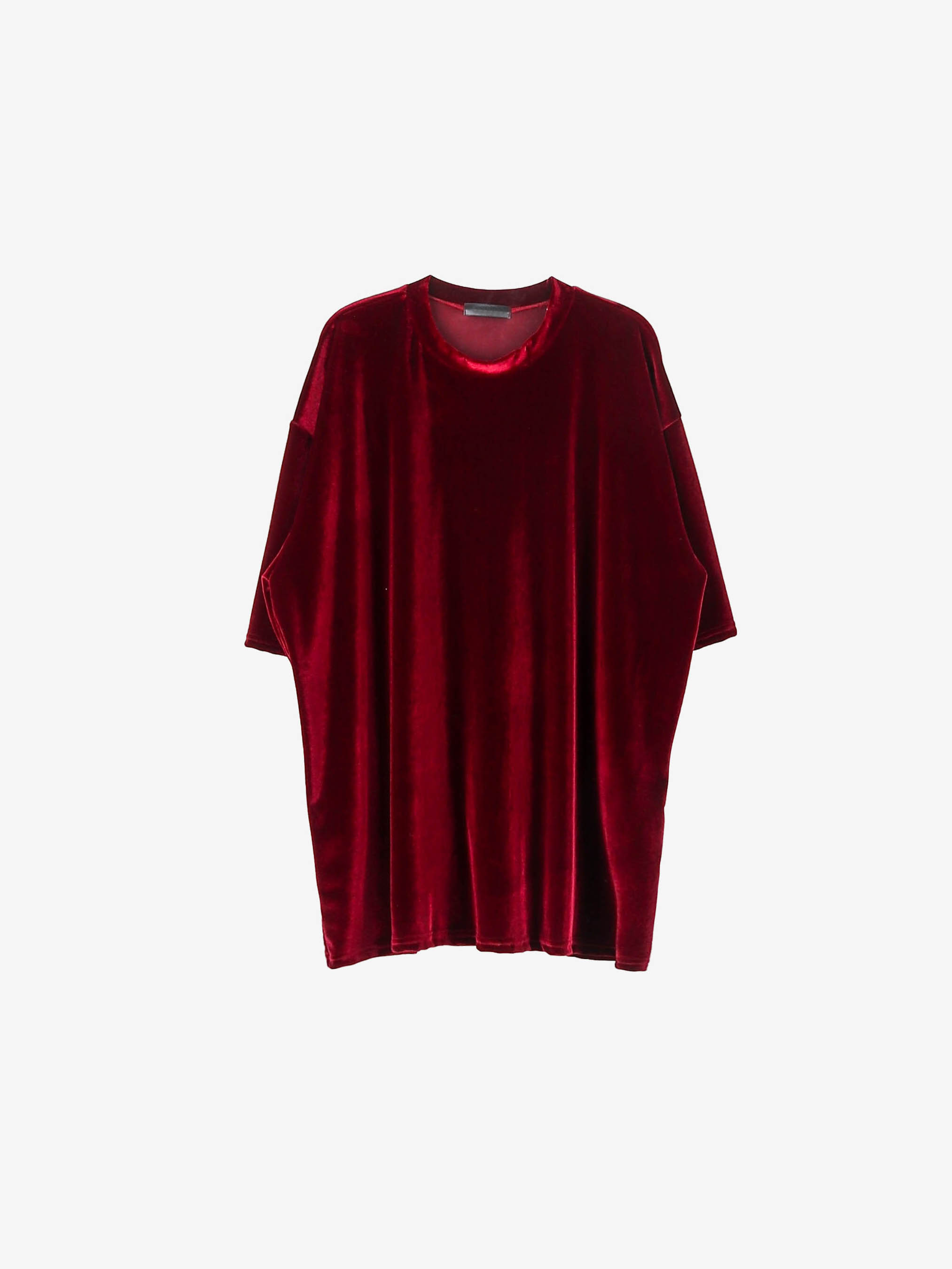 PC Velvet Short Sleeve Tee (5color)