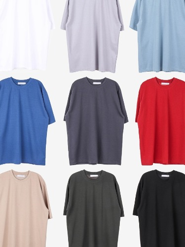 RW Cooling Short Sleeve Tee (9color)