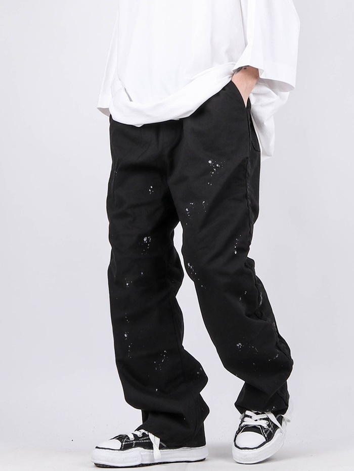 OS Painting Shirring Pants (3color)