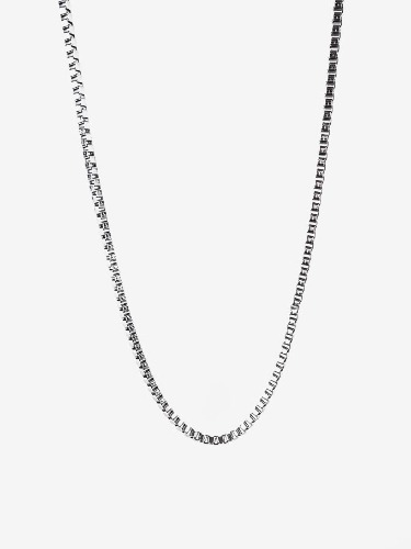 Square Basic Chain Necklace