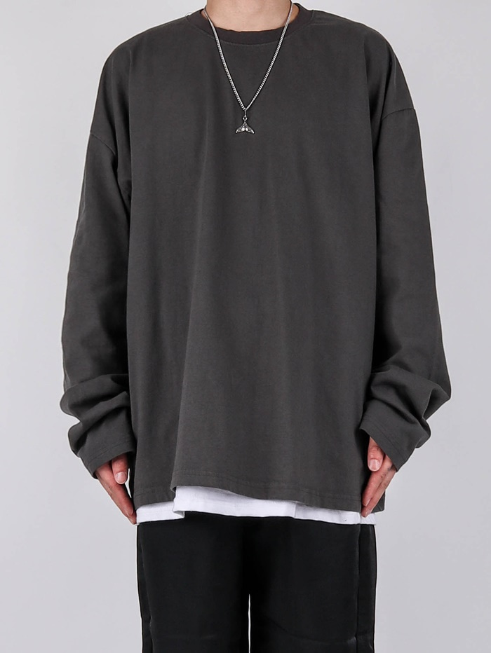 AL Washing Box Long Sleeve Tee (6color)