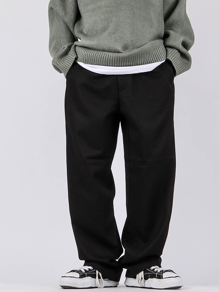 NT Side Pin Tuck Chino Pants (2color)