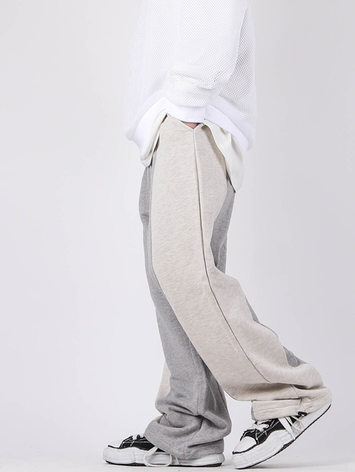 SC Color Wide String Pants (2color)