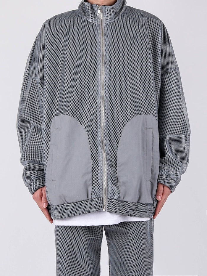 OS Track Mash Jacket (2color)