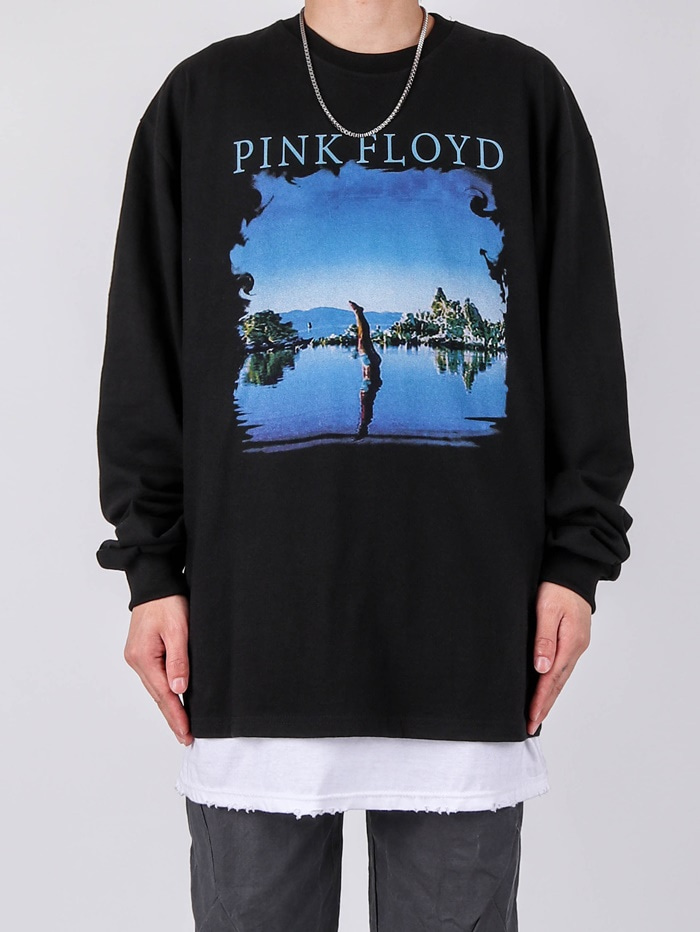 AC Pink Floyd Long Sleeve Tee