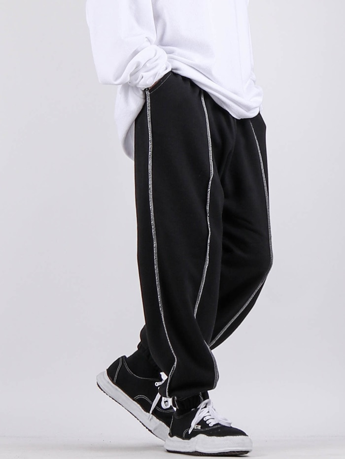 SG Double Stitch Jogger Pants (2color)