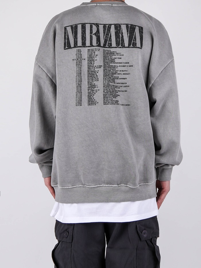 AC Nirvana Angel Tour Dying MTM (2color)