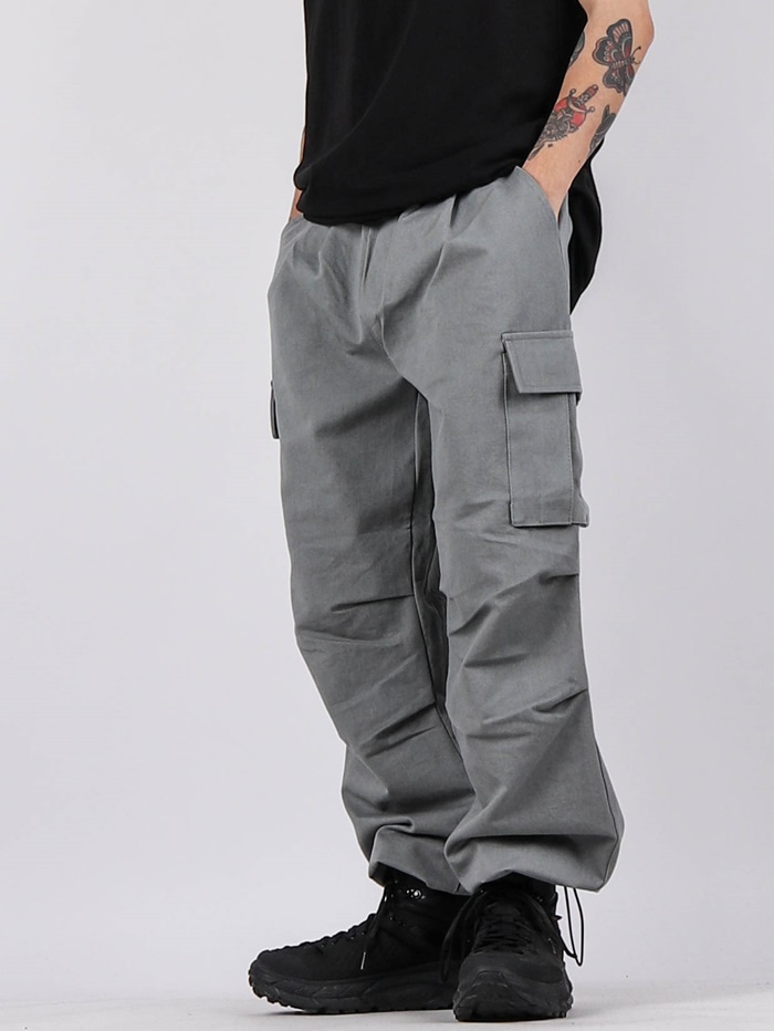 OR FW Cargo String Pants (2color)