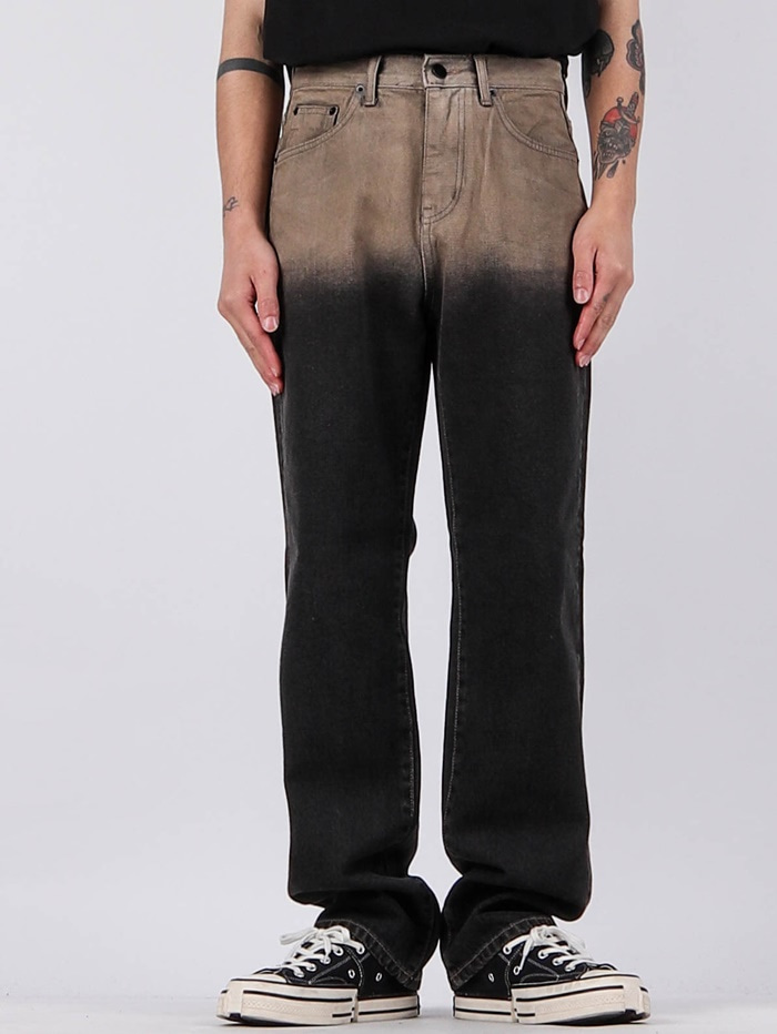 TR 50 Two-Tone Step Jeans