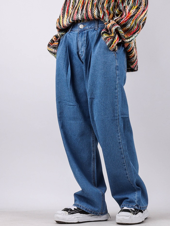 PM 93 B Wide Jeans (3color)
