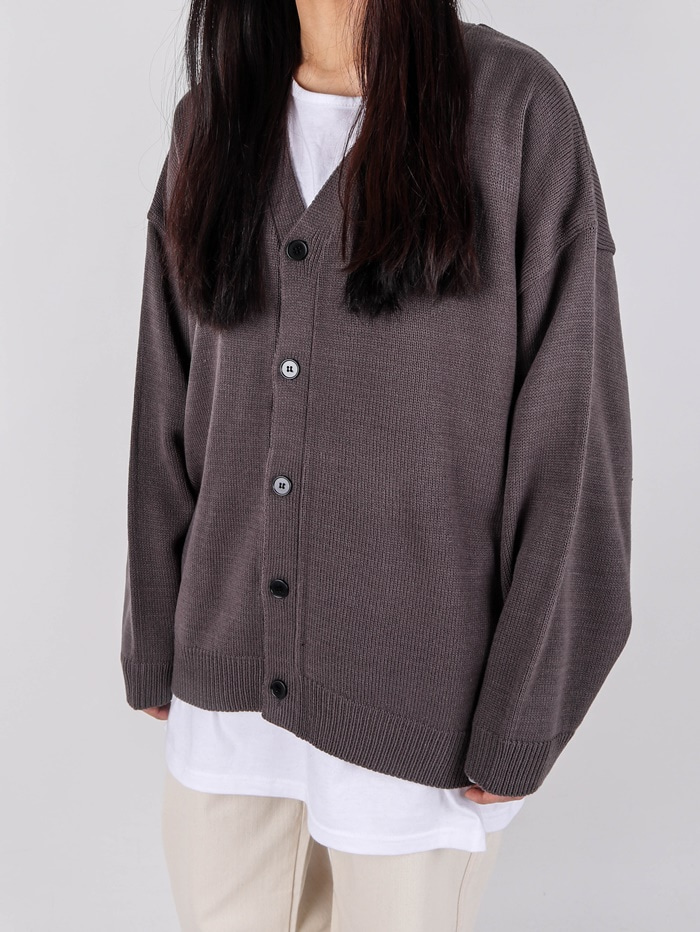 NU Balloon Knit Cardigan (3color)