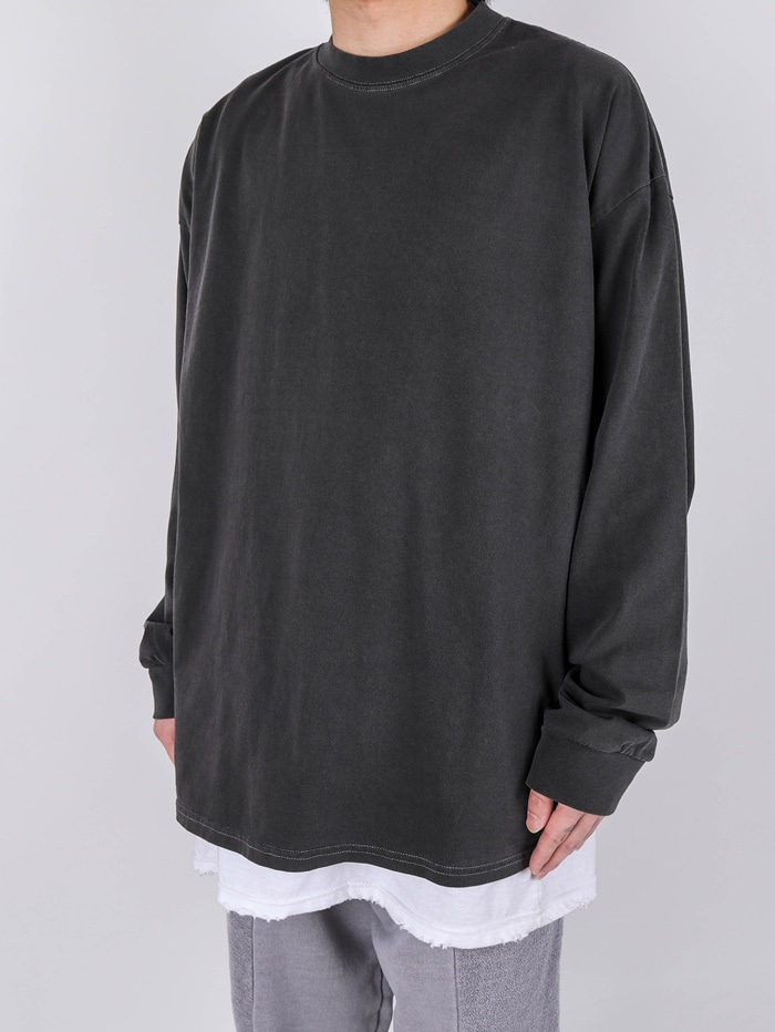 VT 21SS Pigment Long Sleeve Tee (8color)