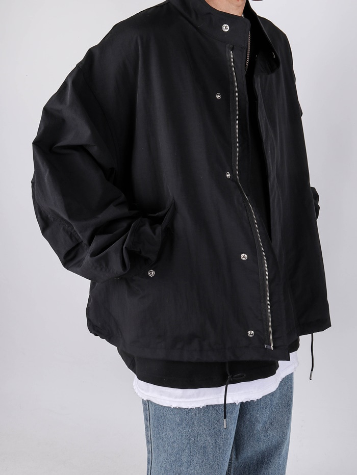 AC Nylon Windbreaker (3color)