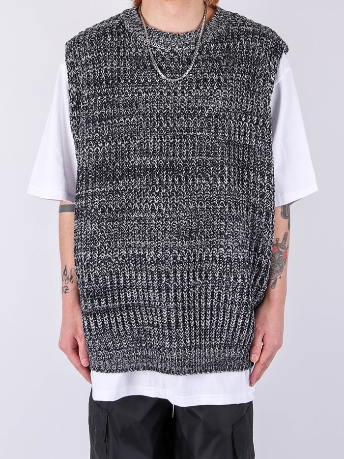 DR Loop Mix R Vest (2color)
