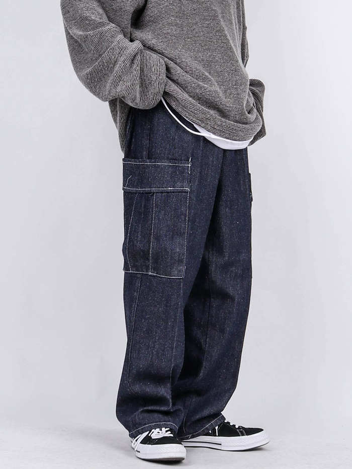 CO 53 Stitch Cargo Pants