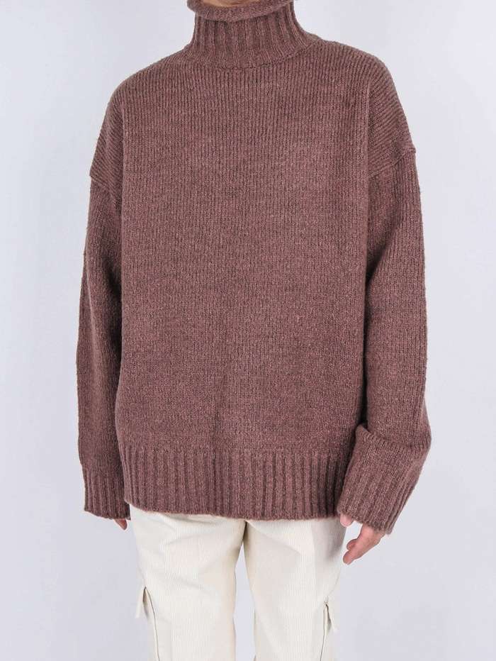 DR Warm Polar Knit (3color)