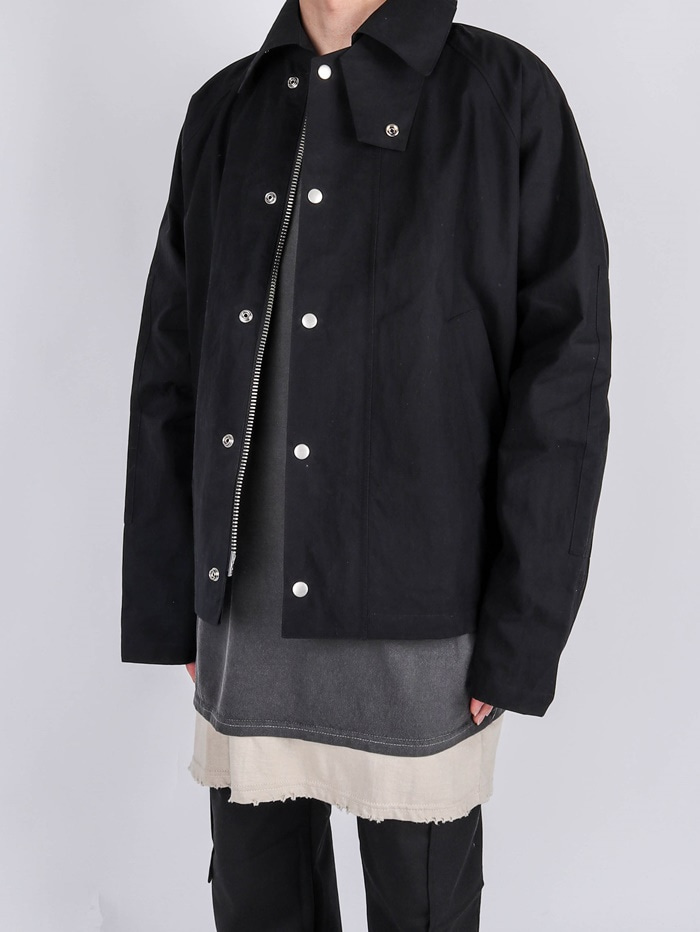 BT Neck Snap Jacket (3color)