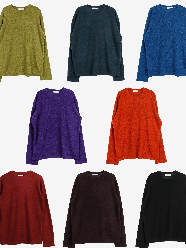 TB Basic Knit (8color)